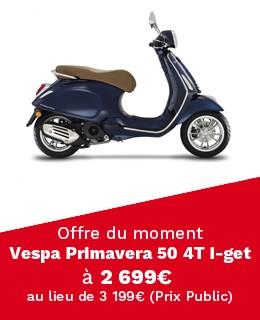 Offre Vespa Primavera 50 4T i-get Mondial City